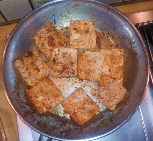 paprika tofu