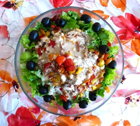 The Big Salad