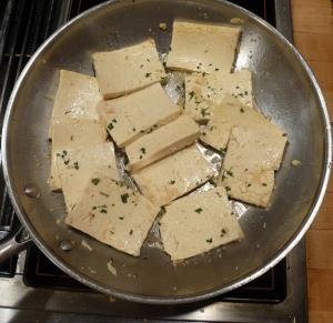 precooked tofu