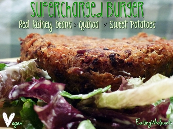 Supercharged Burger