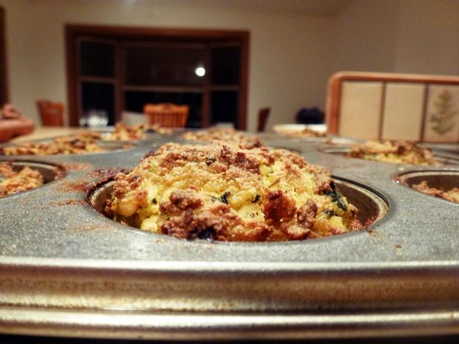 baked fritatta