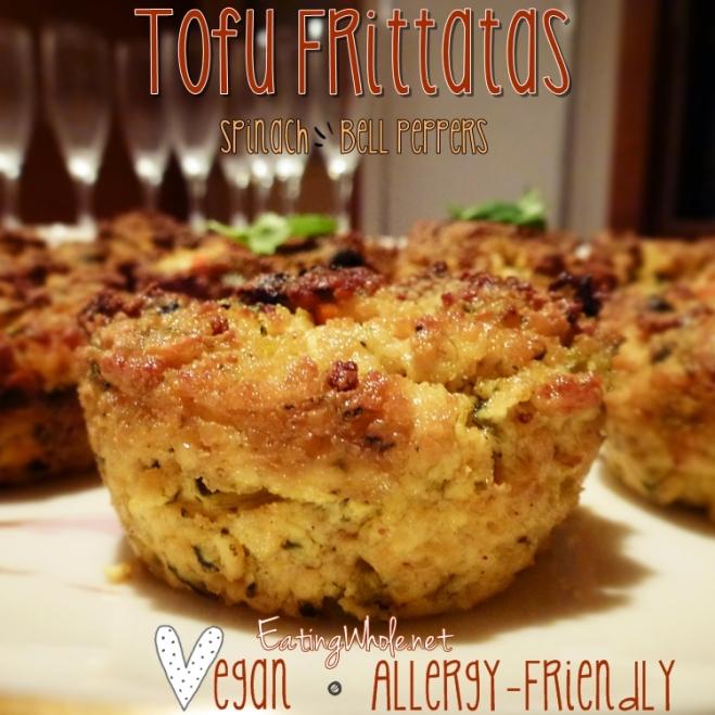 Tofu fritattas