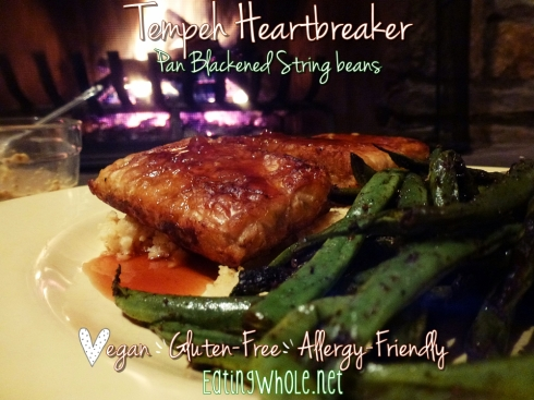 Tempeh Heartbreaker