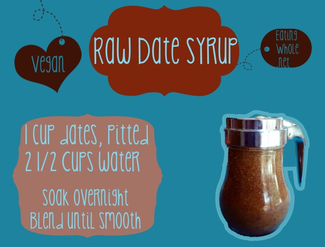 Raw Date Syrup