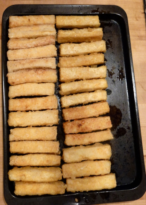 tofu wing line up