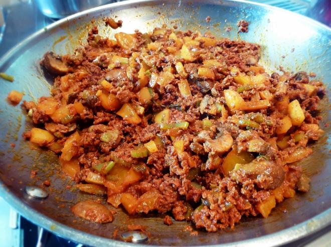 chorizo chili mix