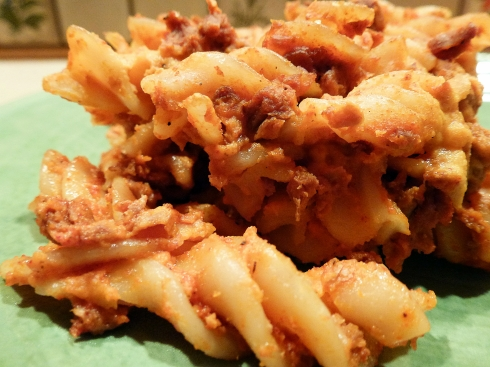 chorizo mac n cheese
