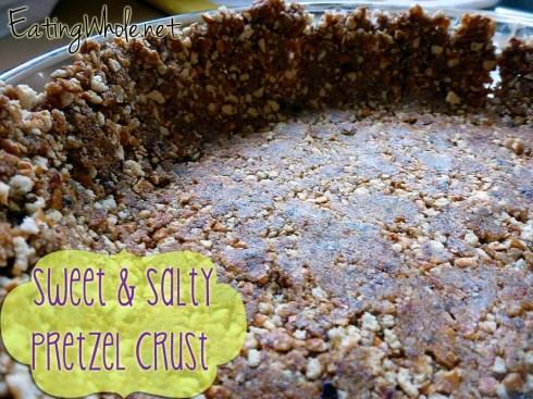 pretzel crust