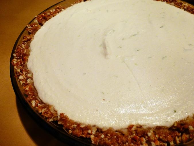 lime no bake cheesecake