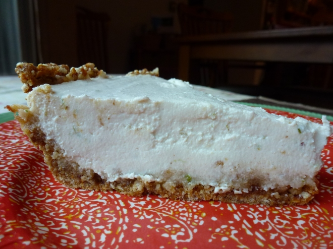 lime no bake cheesecake
