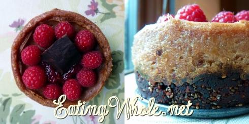 raspberry cheesecake labeled