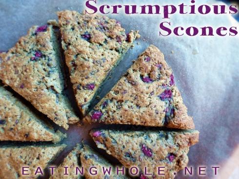scones cut title