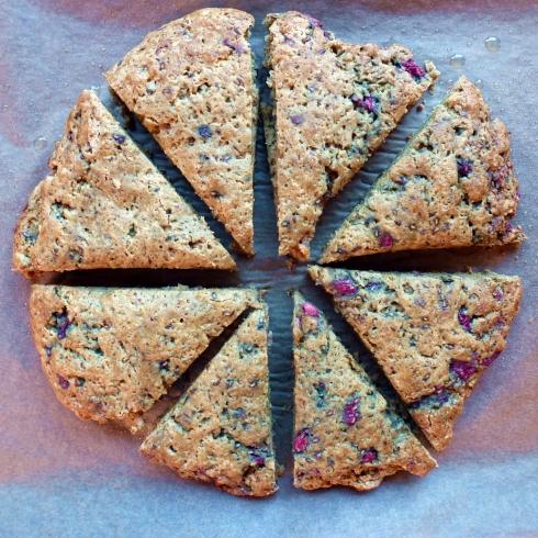 scones pinewheel