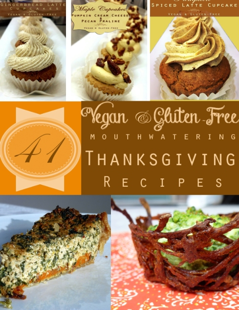 41 thanksgiving recipes