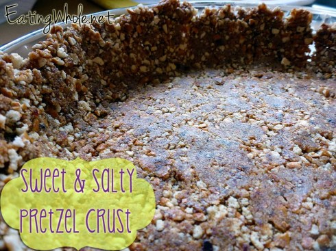 http://eatingwhole.net/2013/05/09/sweet-and-salty-pretzel-pie-crust/