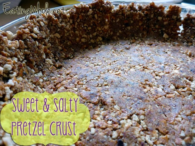 http://eatingwhole.net/2013/05/09/sweet-and-salty-pretzel-pie-crust/