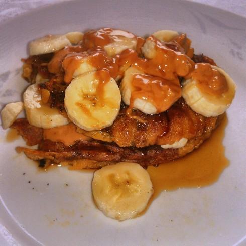 pancakes - pumpkin (2)