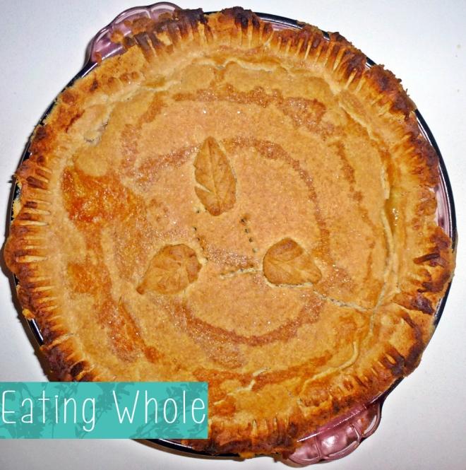 pie label