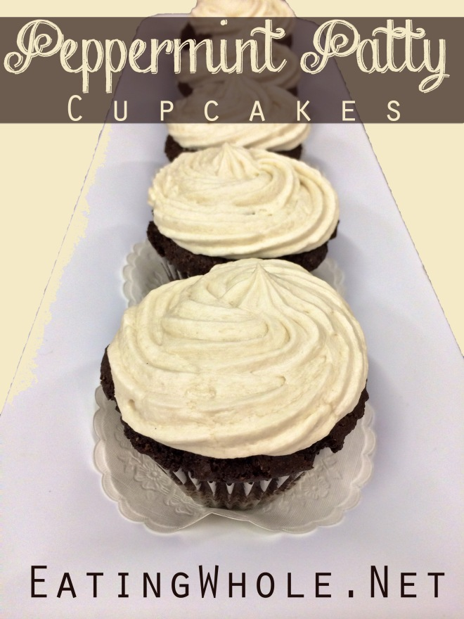 peppermint patty cupcakes title