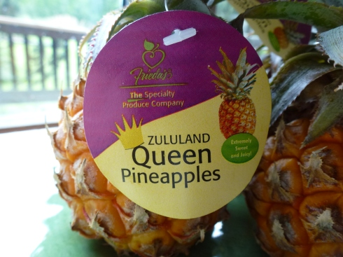 Interested Retailers Wholesalers And Foodservice Distributors Can Contact Friedas For A Zululand Queen Baby Pineapple Merchandising Sheet