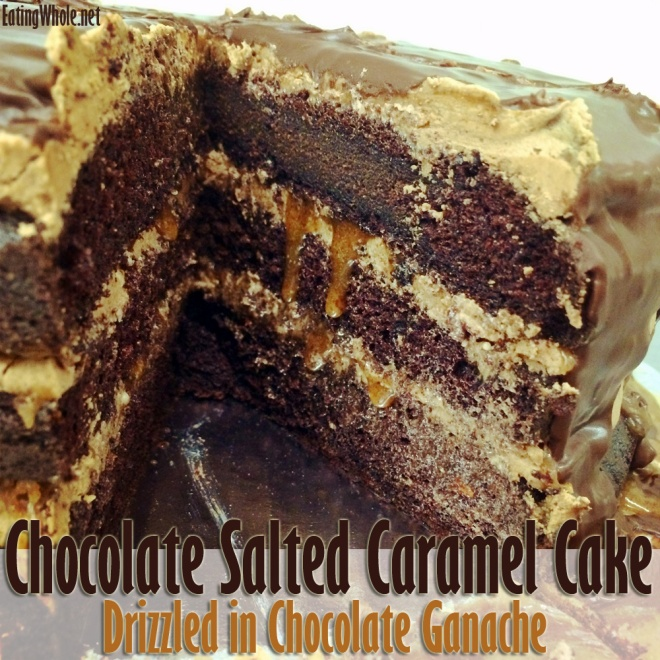 Chocolate salted caramel ckes title