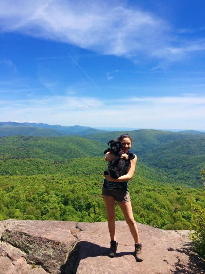 marley hiking1