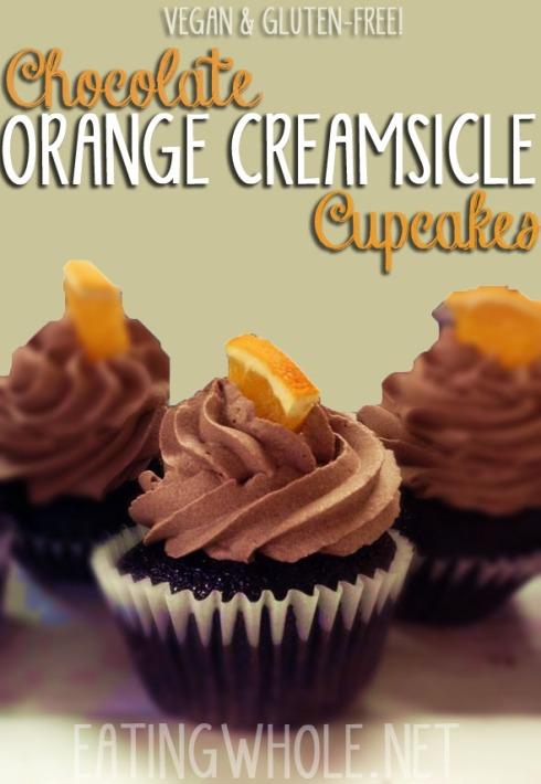 chocolate creamsicle cupcake title